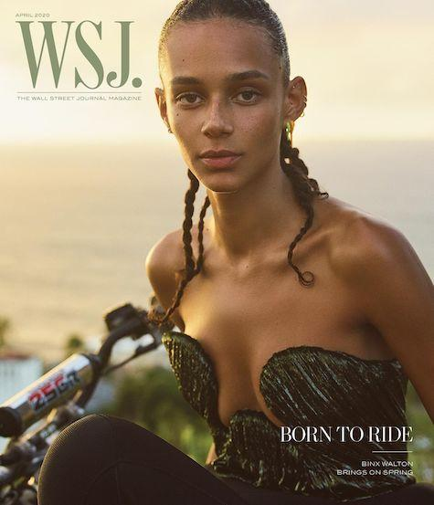 Spring Fashion | WSJ. Magazine, April 2020