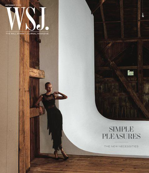 Style & Tech | WSJ. Magazine, October 2020