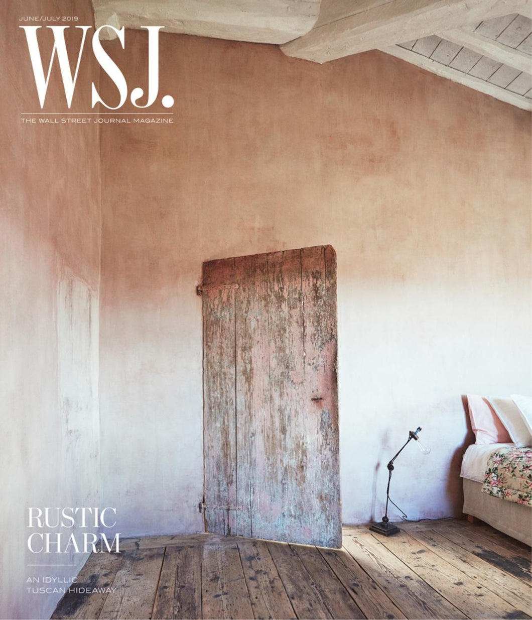Summer Escapes | WSJ. Magazine, June/July 2019
