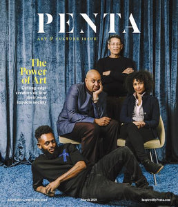 The Power of Art | Penta, March 2020
