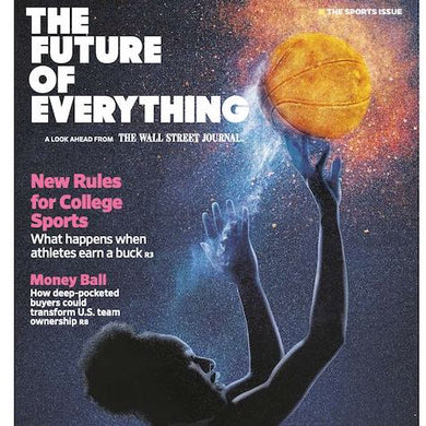 The Sports Issue | The Future of Everything, March 12, 2020