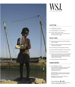 Fall Preview | WSJ. Magazine Table of Contents 1 August 2018