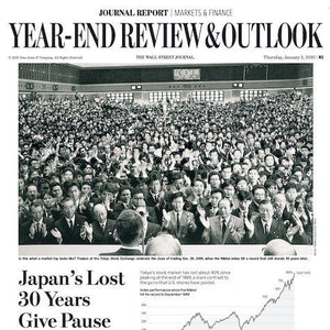 Year End Review & Outlook | Journal Report, Jan. 2, 2020
