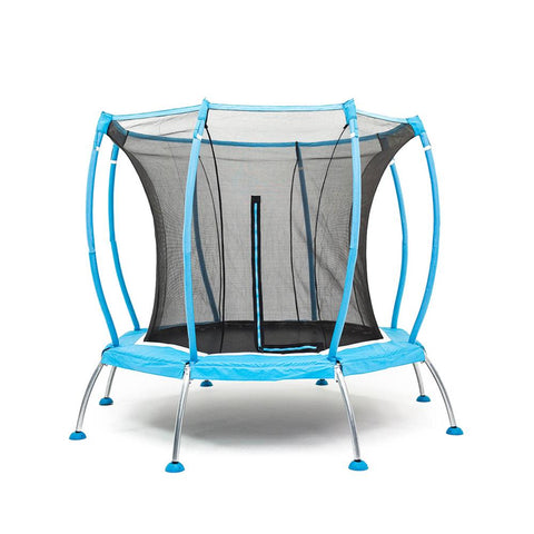 SkyBound Atmos 8ft Trampoline - Blue
