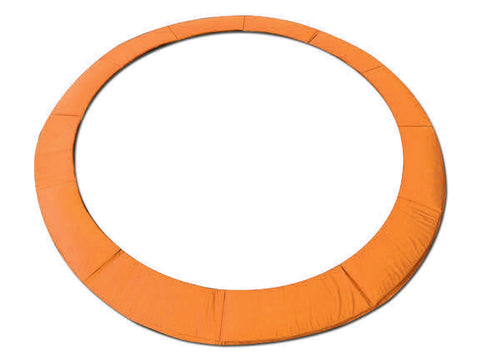 "15 Foot Orange Replacement Trampoline Pad (Fits up to 8"" Springs)"