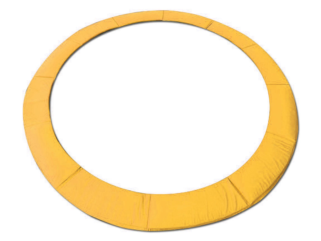 "12 Foot Yellow Replacement Trampoline Pad (Fits up to 5.5"" Springs)"