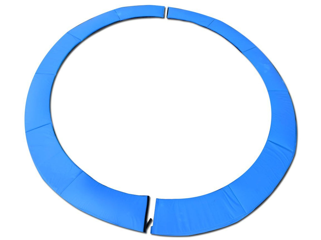 "14 Foot Two-Piece Replacement Trampoline Pad - Easy Install (Fits up to 5.5"" Springs)"