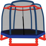 Replacement Net for 7ft Little Tikes Trampoline - Fits 3 Arch Poles