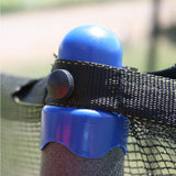 Enclosure Net for 12ft Trampolines - Fits 6 Straight Poles
