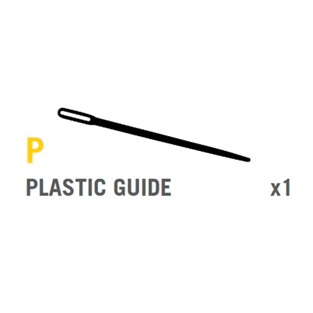 Plastic Guide for Net Installation