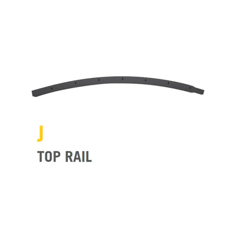 Top Rail for 15 foot Stratos Trampoline (Part J)
