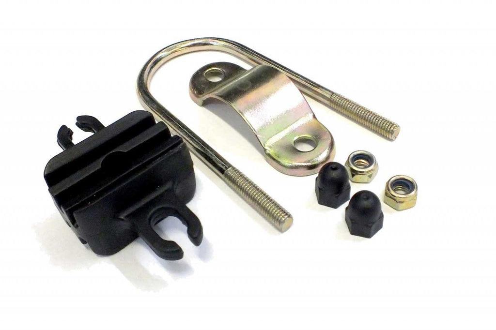 "Trampoline Enclosure System U-bolts - 1.5"" Wide"