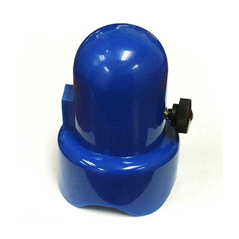 Trampoline Enclosure Pole Cap - Blue