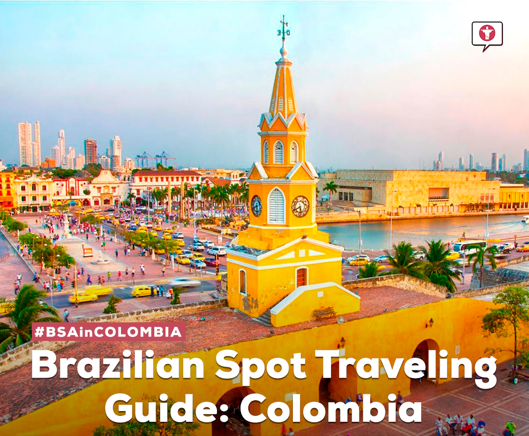 Brazilian Spot Traveling Guide: Colombia