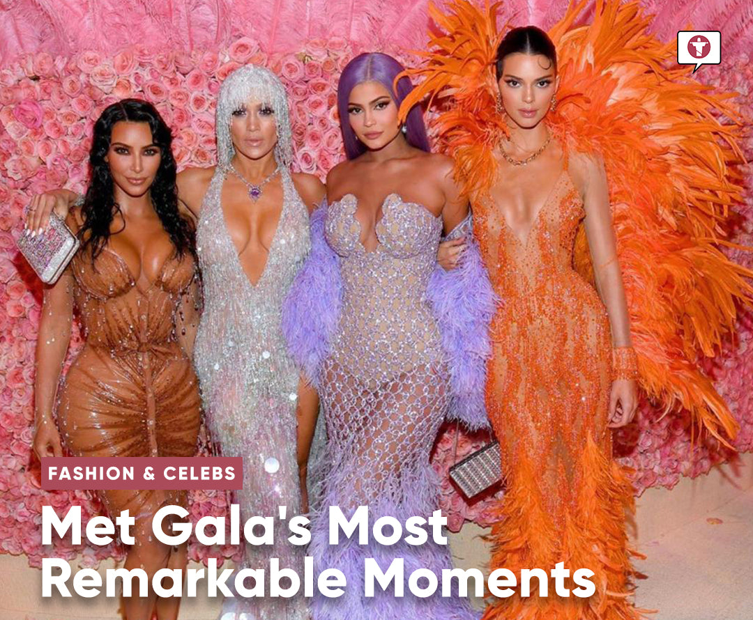 Met Gala's Most Remarkable Moments