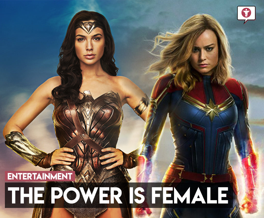 The Power Is Female