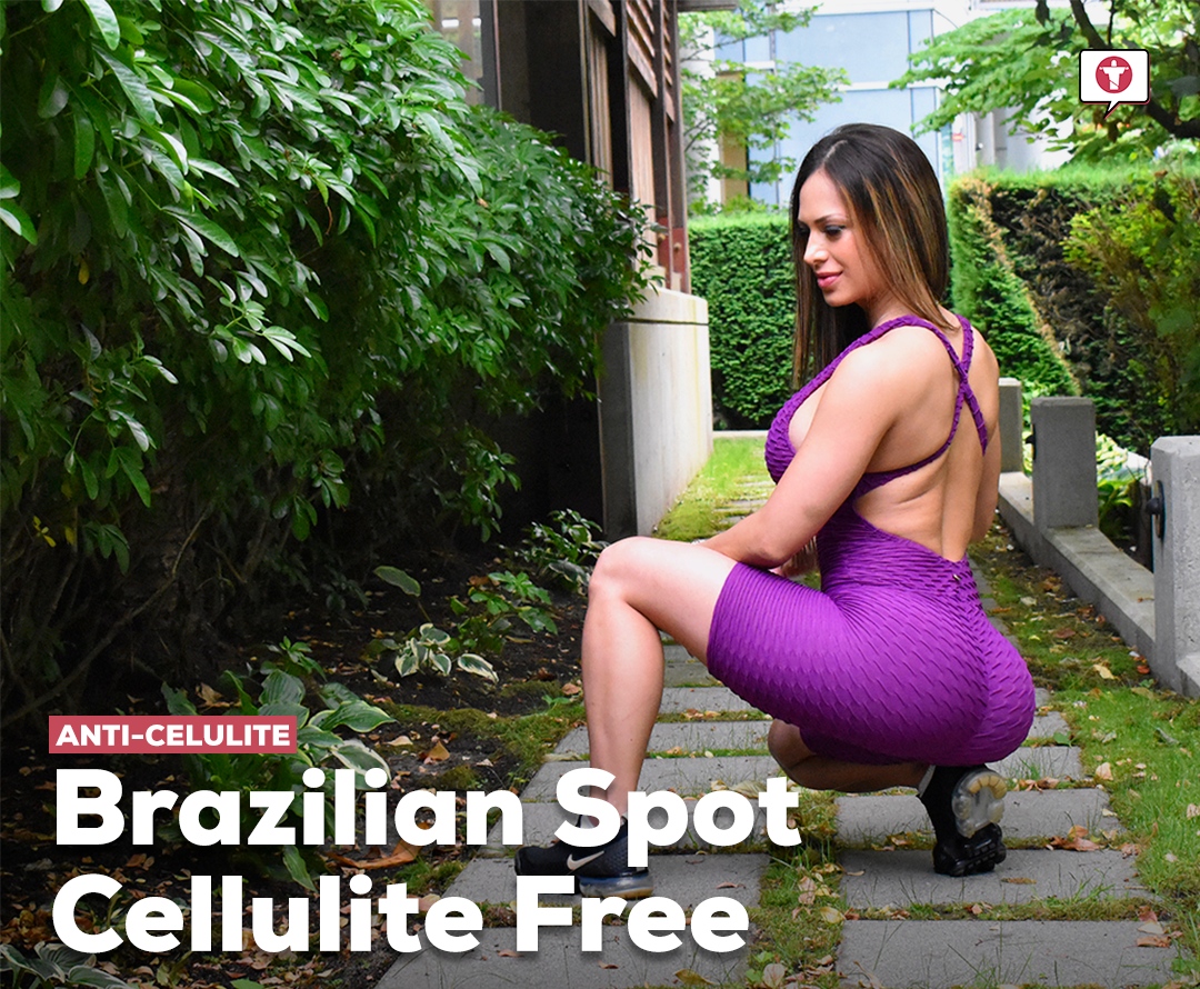 The Brazilian Spot Cellulite Free