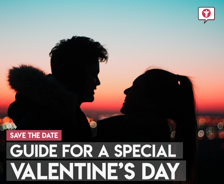 Guide for a special Valentine's Day