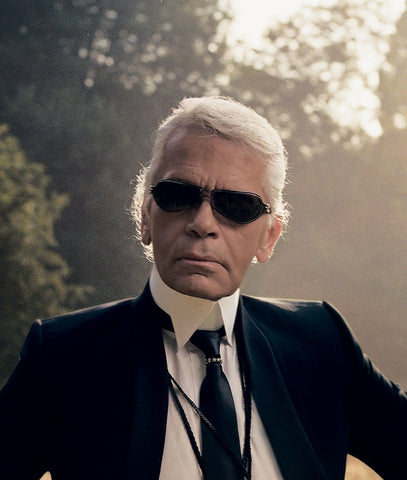 Fashion Designer, Karl Lagerfeld died at 85.