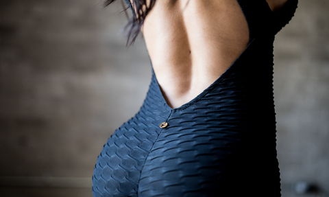 Anti-cellulite fabric