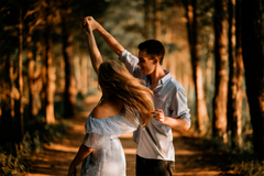 Dancing Classes for couples on Valentine's Day