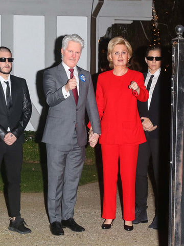 Katy Perry as Hillary Clinton