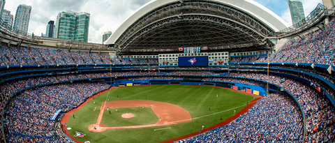 MLB Rodgers Arena Blue Jays Stadium