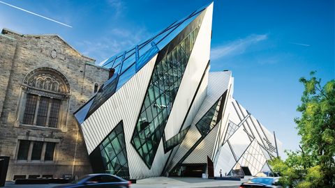 Royal Ontario Museum Attractions