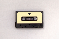 Romantic Declaration tape idea for Valentine's Day