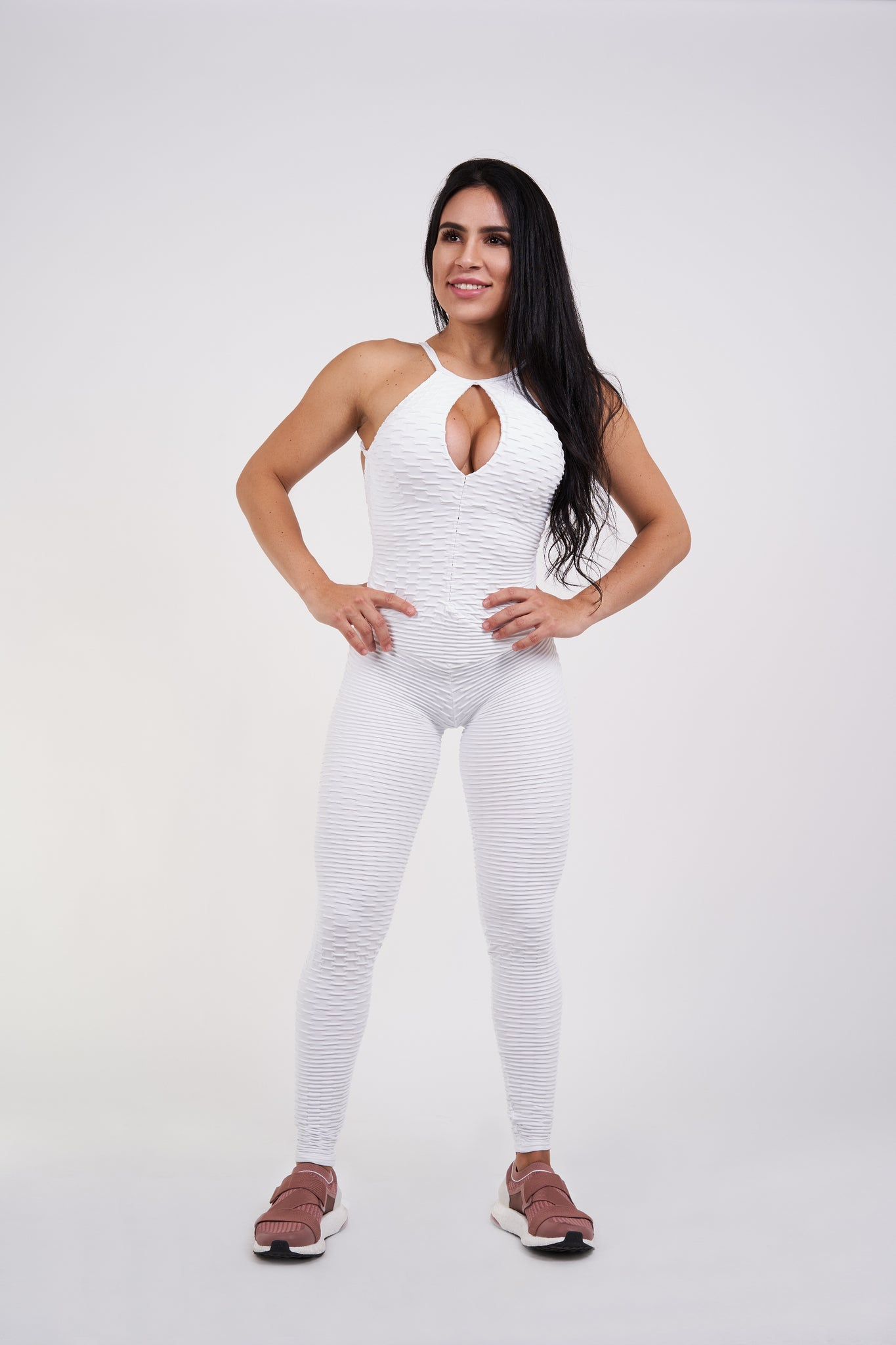 aaa813c3ca Bruna - WhiteBodysuitBrazilian Spot Apparel