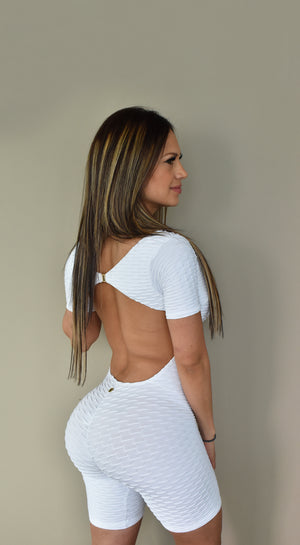 Dayse Shortsuit White
