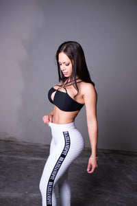 Brazilian Bae Legging - White