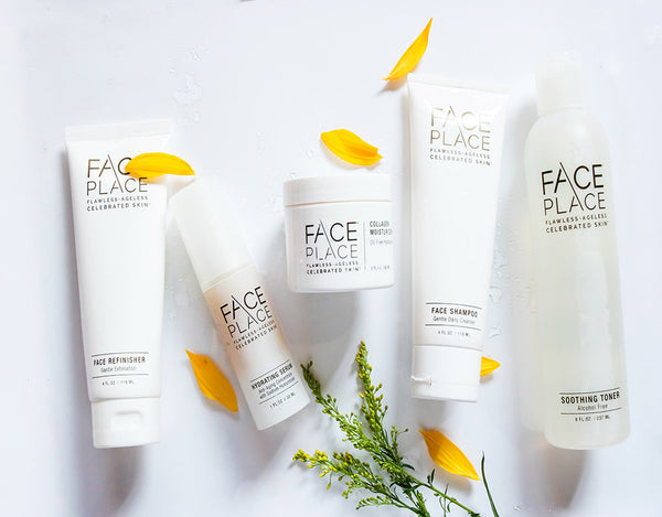 5 Steps To A Fresh Face