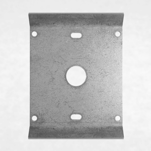 "<h3>258448</h3> Mounting Plate for 4"" x 5.25"" Emergency Phones"