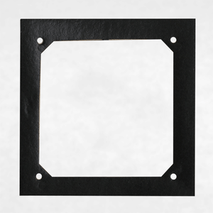 <h3>258555</h3> <p>Gasket for Models with 5in x 5in Faceplate</p>