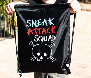 Sneak Attack Squad Bag