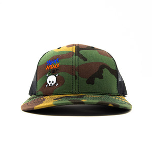 Sneak Attack Squad Snap Back Hats!