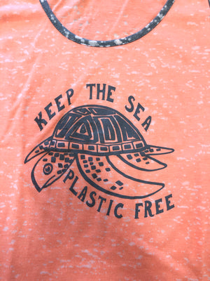 Keep The Sea Plastic Free Tank Top