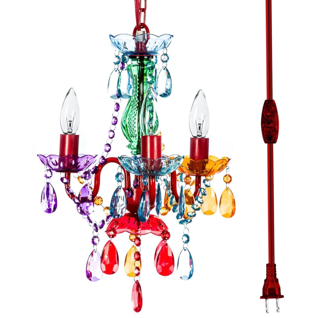 The Raggamuffin Chandelier (small)
