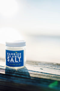 Locally Harvested Sea Salt