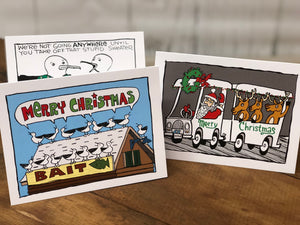 Ocean City Christmas Cards