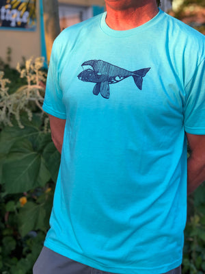 The Right Whale Men's T-shirt
