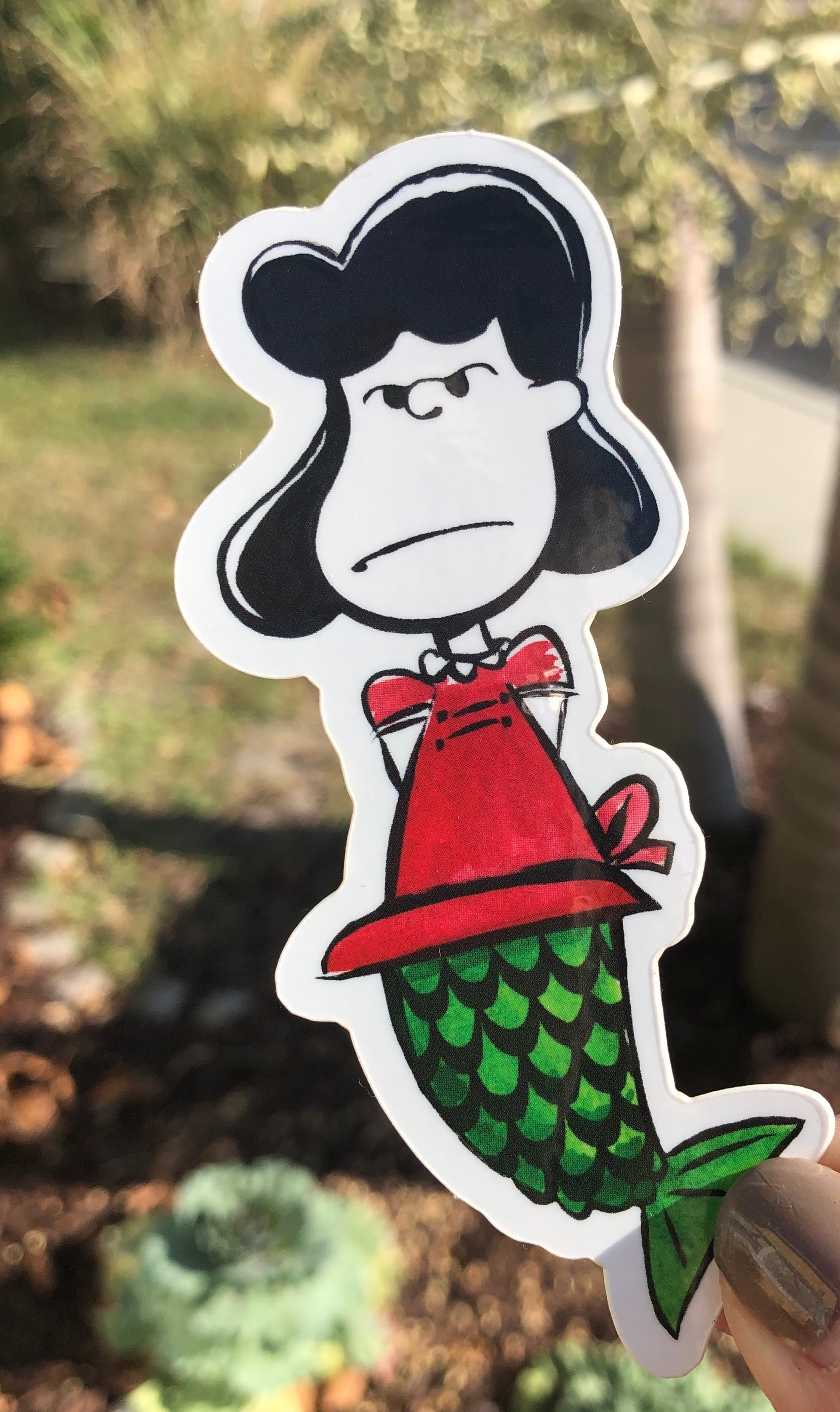 MerLucy sticker