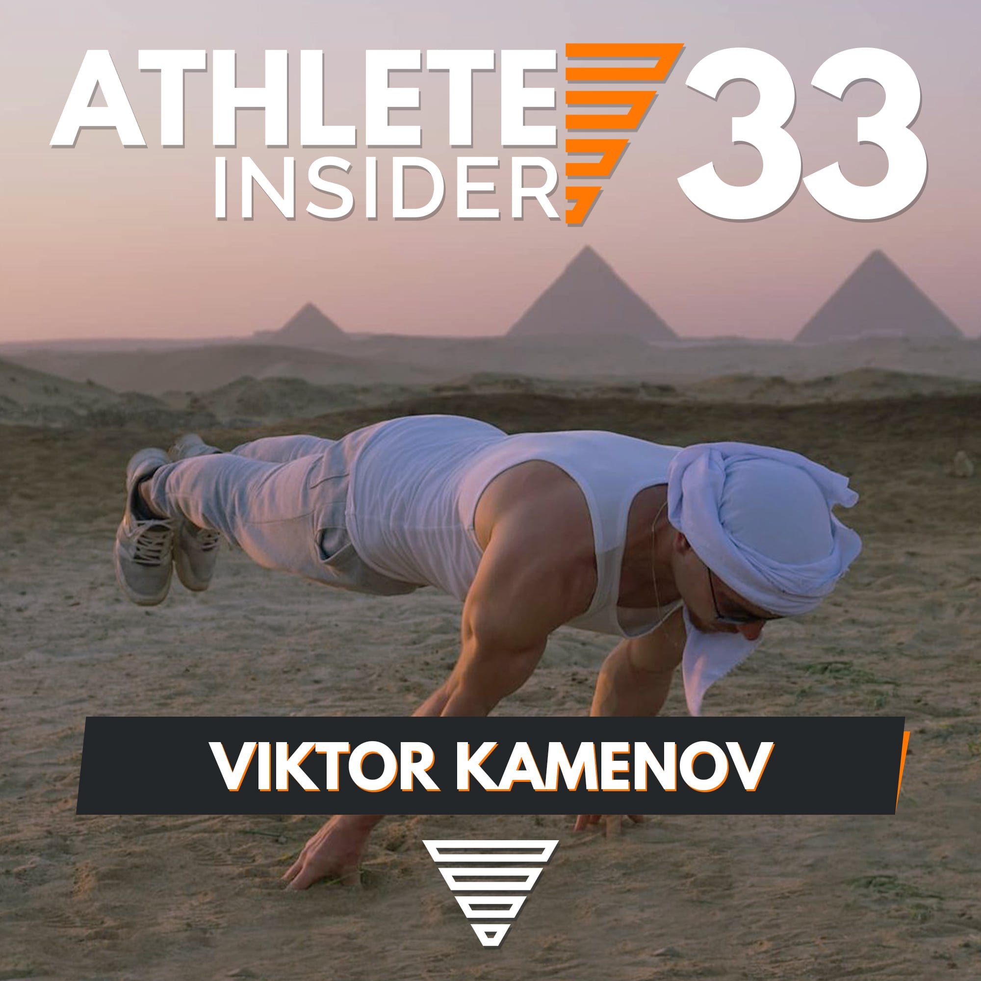 VIKTOR KAMENOV | His Planche Training & Advice  | Interview | The Athlete Insider Podcast #33