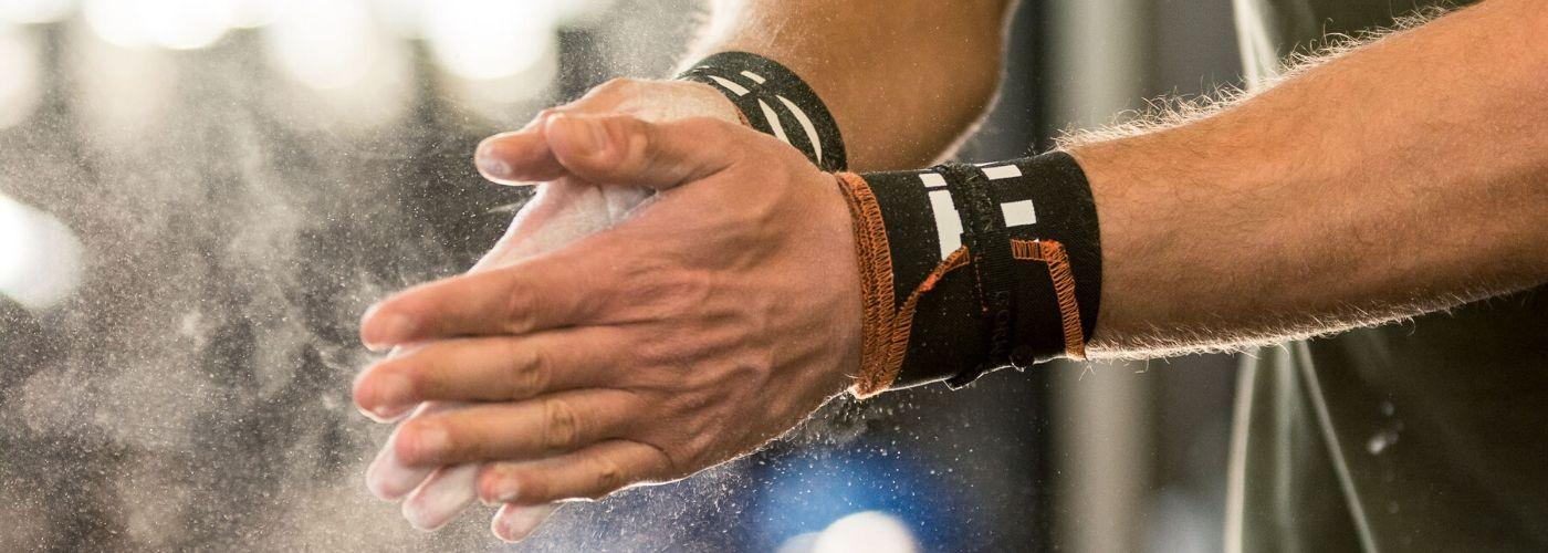 Wrist Wraps: The most used Equipment for Calisthenics, Street Workout, CrossFit, Fitness, Bodybuilding & Co.