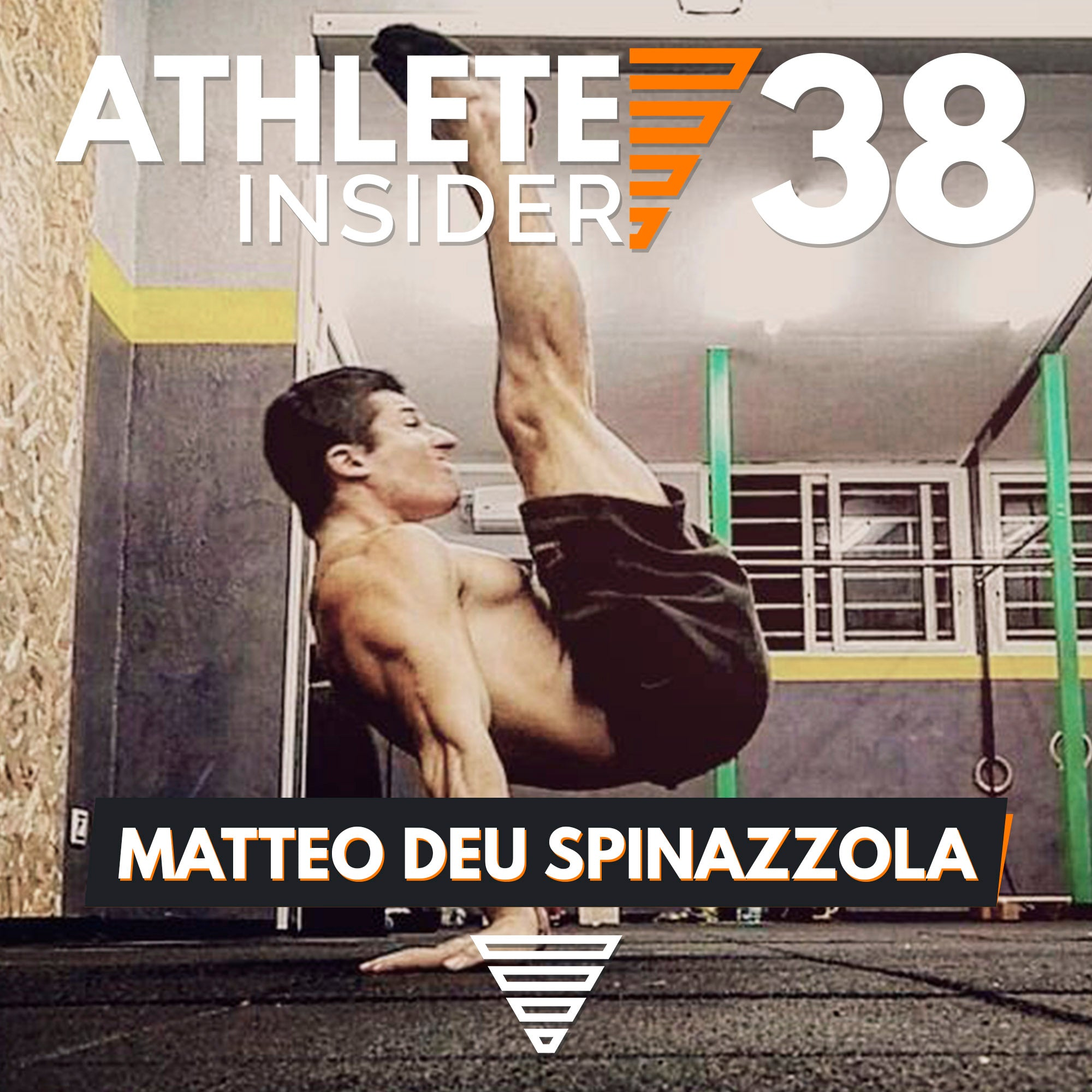 MATTEO DEU SPINAZZOLA | His Special Training Methods | Interview | The Athlete Insider Podcast #038
