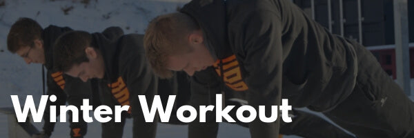 How to make the most out your calisthenics workout this winter