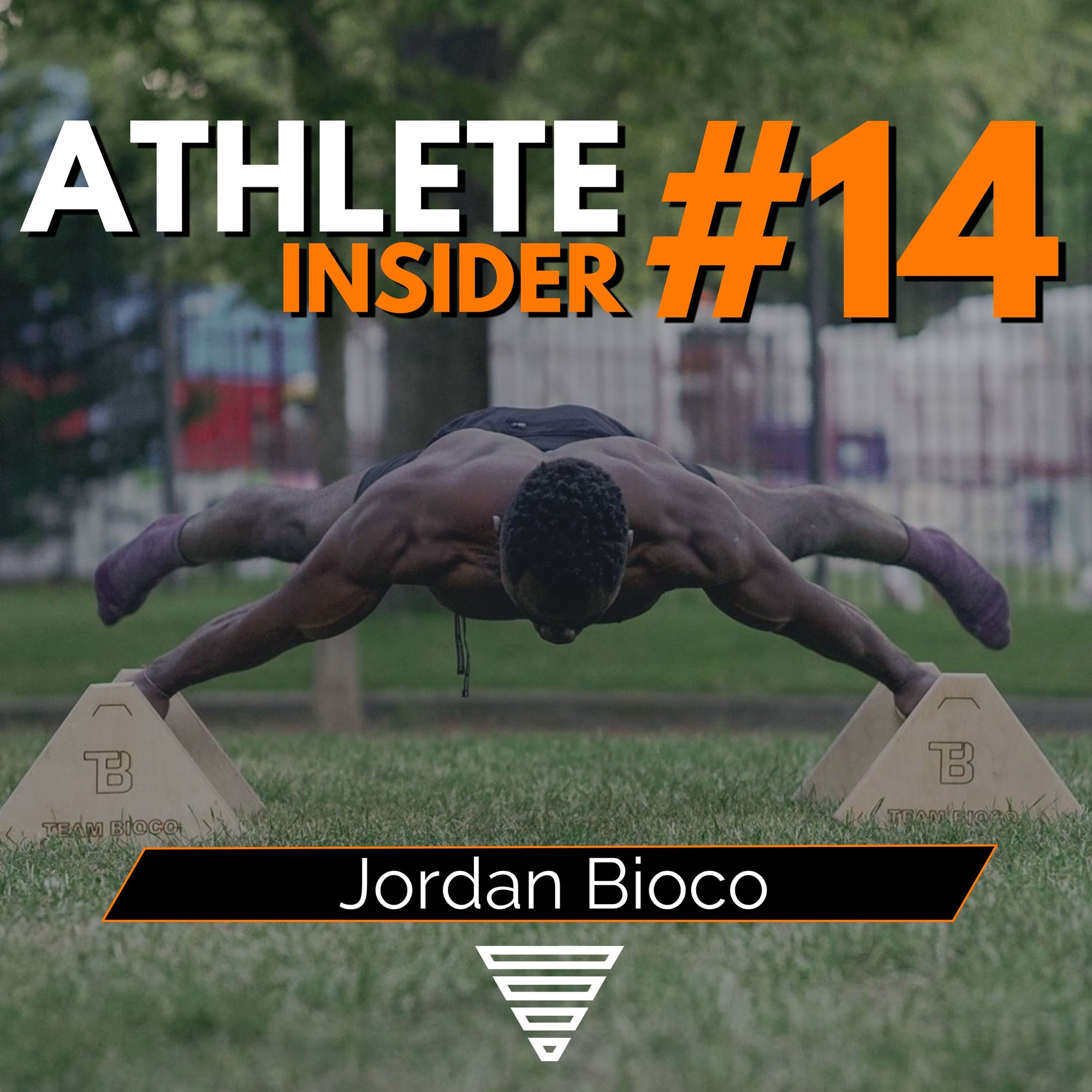 JORDAN BIOCO | His unstoppable mindset  | The Athlete Insider Podcast #14