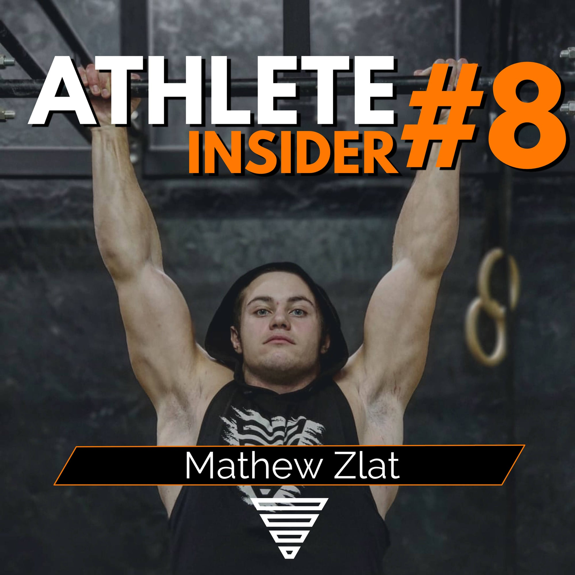 MATHEW ZLAT | How to do 195kg Dips and 125kg Pull Ups | The Athlete Insider Podcast #8