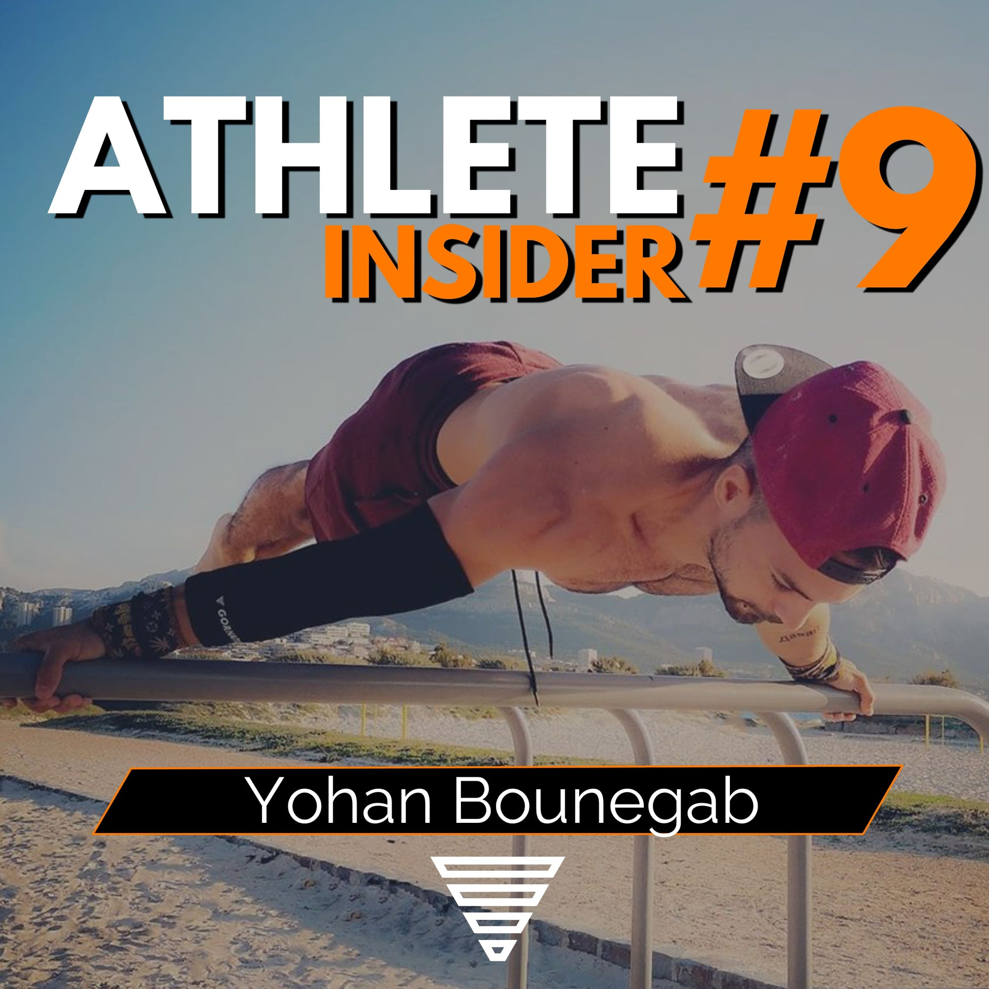 SAN YOHAN | Meet the World Champion 2018 | The Athlete Insider Podcast #9